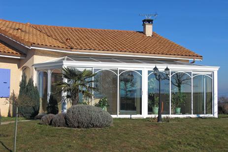 La Veranda Modele Topaze Pour Une Grande Superficie Exterieure